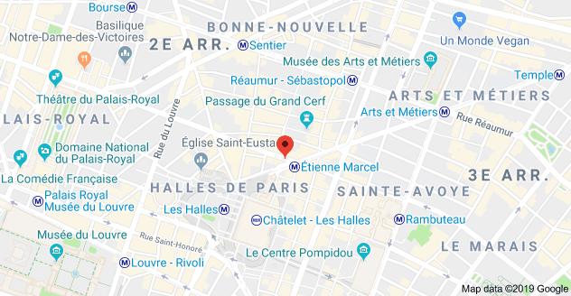 Adresse Cabinet Joëlle Monlouis Avocat