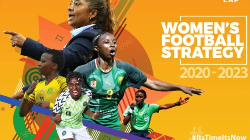 Women's Football Strategy 2020/2023 – CAF